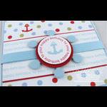 Happy Birthday, Little Sailor, detail