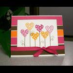 Heart Prints Flowers