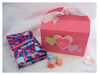 sweet hearts box