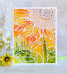 Kay Miller - Cover Plate: Sunflower Die