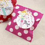 Little Girl Valentine Treat Bag