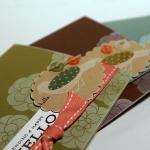 Happy Hello Bird Cards - detail