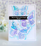 Kay Miller - Cover Plate: Butterfly Die