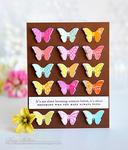 Kay Miller - Cover Plate: Bitty Butterflies Die