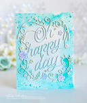 Kay Miller - Paper Clippings: Happy Day
