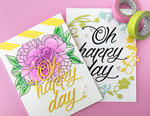 Danielle Flanders - Paper Clippings: Happy Day