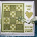 Chrissy's April GSS Cards