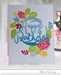 Betsy Veldman - Shaped Sayings: Birthday