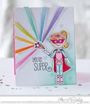 Betsy Veldman - Dress Up Dolls: Superhero