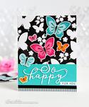 Kay Miller - Color Pop Butterflies