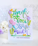 Kay Miller - Paper Clippings: Thank You