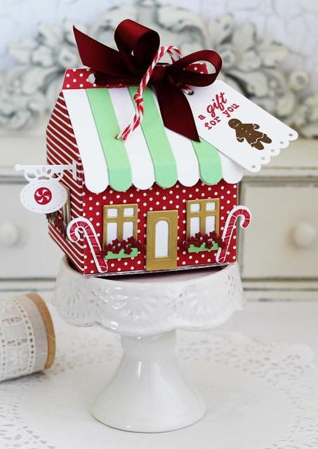 A Gift For You Gingerbread Sweet Shoppe