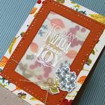 Lizzie Jones - Color Pop Autumn Mini Kit