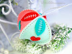 Kay Miller - Stitched Ornaments: Topped Dies