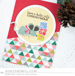 Ashley Cannon Newell - Christmas Critters Sentiments