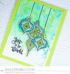Ashley Cannon Newell - What the Doodle: Ornament