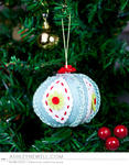 Ashley Cannon Newell - Stitched Ornaments