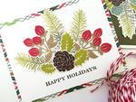 Danielle Flanders - Holiday Greens