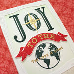 Lizzie Jones - Paper Clippings: Joy To The World