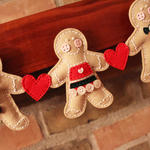 Lizzie Jones - Gingerbread Stitching Dies