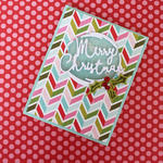 Lizzie Jones - Shaped Sayings: Christmas