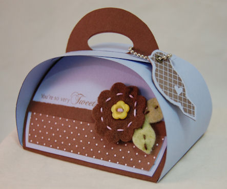 Chipboard Bird Box