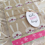 Oh, Happy Day Card - detail