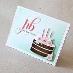 Lizzie Jones - Initial Sentiments: Birthday