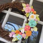 Lizzie Jones - Flower Mandalas II