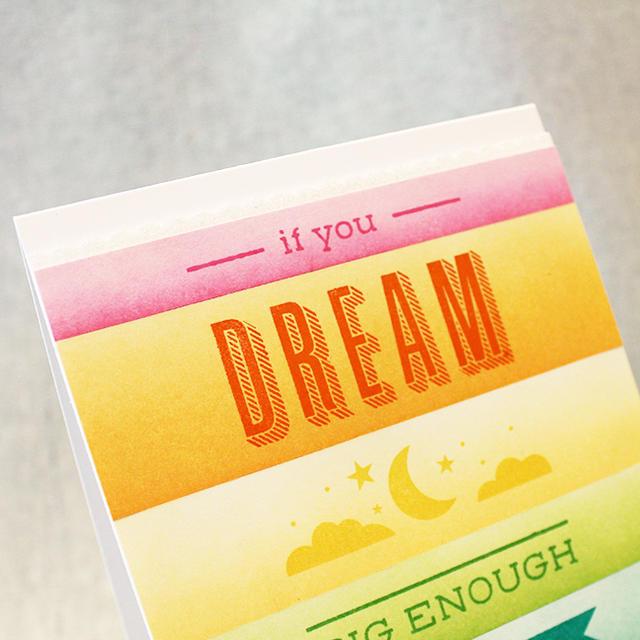 Dream Big Card 2