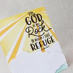 My God Is My Rock Card 2
