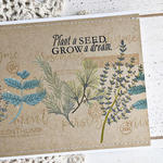 Plant a Seed Card - detail