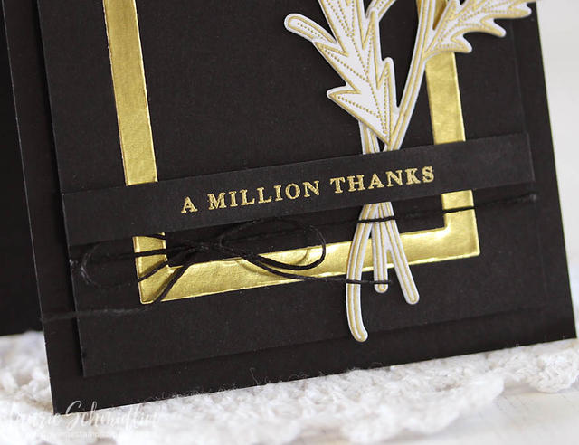 A Million Thanks (detail 2) by Laurie Schmidlin