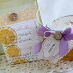 Made With Love card, recipe, and Orange Marmalade