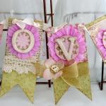 Mother's Day Love Banner
