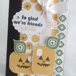 So Glad We're Friends card