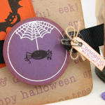 Debbie Olson - 2009 Halloween Tags