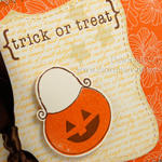 Trick or Treat detail