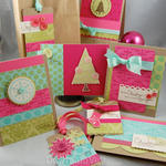 Holiday Cards & Gift Tags set