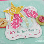 Joy to the World card detail