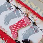Betsy Veldman - Stocking Prints