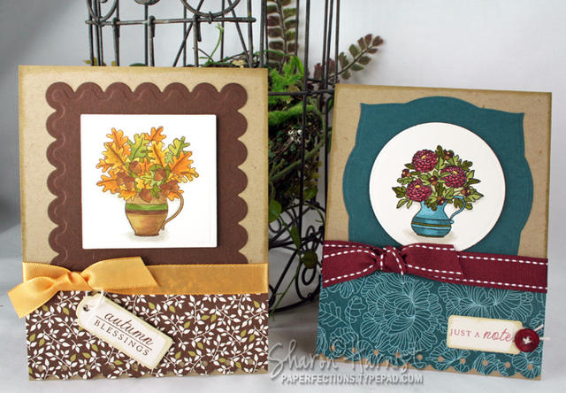 Autumn Abundance Card Set