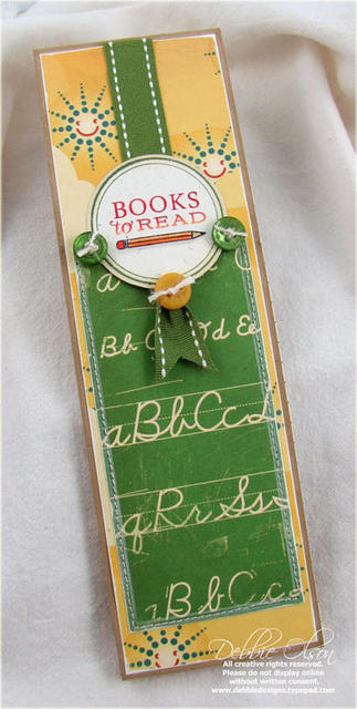 Books to Read Notepad for Fourth Grade Boy