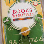 Books to Read Notepad for Fourth Grade Boy detail