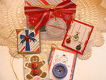 Sweet Holiday Tags