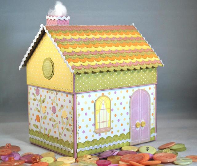 Home Made House 1