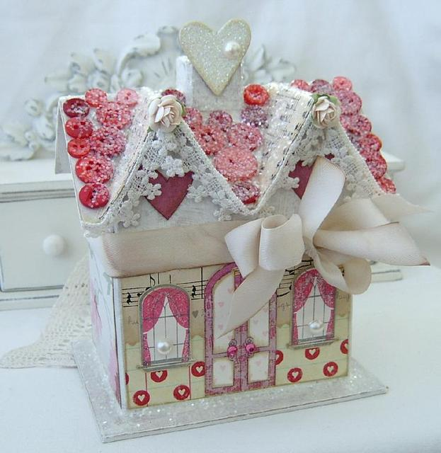 Lovey Dovey Cottage