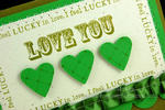 Lucky In Love detail